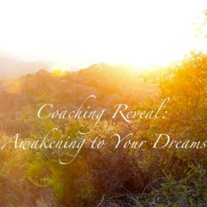 coaching-reveal_awakening-to-your-dreams_square-cover