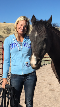 Kelley Slagle, MSW – Equus Coach | Kansas City, MO